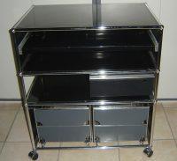 Bureau et meubles usm haller idf 94 92 asmb for Meuble bureau usm